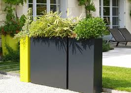modern planter box  gardens and landscapings decoration