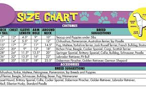 Rubies Costume Size Chart Rubies Costume 4th Of July Patriotic Fancy Collar Dog Costume