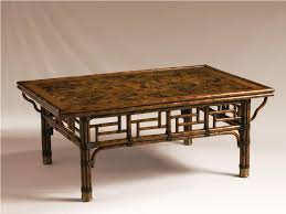 Coffee Table Rattan Rattan Coffee Table Set Home Design And Decor With Glas Thippo