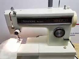 kenmore mini ultra sewing machine. sold kenmore ultra-stitch 12 vintage free arm sewing machine mini ultra m