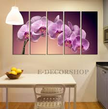 purple orchid flower canvas print 60 x 32 canvas art prints for wall  on purple orchid wall art with purple orchid flower canvas print 60 x 32 canvas art prints for