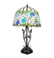 Reproduction Art Deco Light Fixtures Tiffany Lamp Wisteria Type Reproduction Of The Original