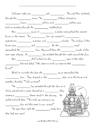 halloween themed writing activities classroom   halloween printables