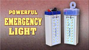 diy led home lighting. how to make a powerful rechargeable led emergency light at home diy homemade lamp youtube diy led lighting e