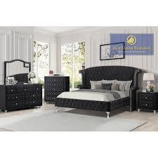 b1981 modern bedroom set best master