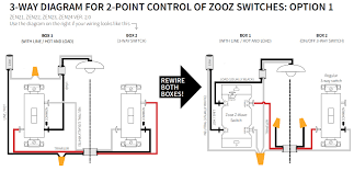how to wire your zooz switch in a 3 way configuration zooz this option can have a few variations depending on the creativity of the electrician who first wired the 3 way contact us if you can t match the diagrams