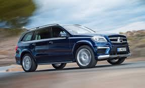 2013 Mercedes-Benz GL350 Diesel / GL450 / GL550 First Drive ...