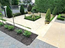 Small Picture Modern Front Garden Ideas Australia Wonderful Byplete Yard