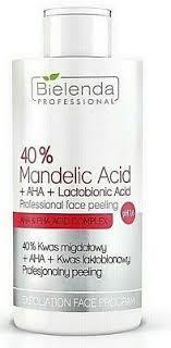 Bielenda 40% Mandelic <b>Acid</b>+AHA+Lactobionic <b>Acid Professional</b> ...