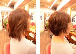 ボリュームのある髪型ヘアスタイルにするにはパーマを根元からかける