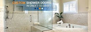 glass shower doors professional glass shower doors quick custom glass shower doors in 7 days tempered glass shower doors