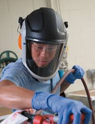 3M™ Versaflo™ M-<b>Series Hard</b> Hats, Helmets and Faceshields ...