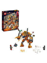 <b>Конструктор LEGO Marvel</b> Super Heroes 76128 Бой с ...