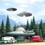Unidentified Flying Object album by UFO