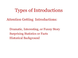 essayintroand outline rug types of introductions funnel introduction 6