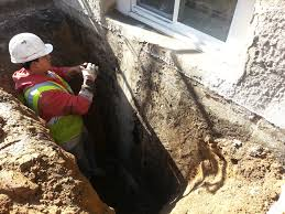 Home Decor French Drain Pipe Problem Crushed Outlet Pipe Perfect - Exterior drain pipe