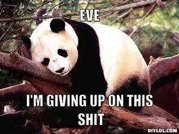 Procrastination Panda Meme Generator - DIY LOL via Relatably.com