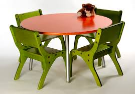childrens table and chair set moon u0026 stars kids tablechair with childrens dining table