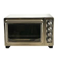 kitchenaid 12 inch counter top oven stainless steel refurbished