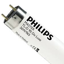 Philips Tl D90 Deluxe Daylight Lamps Colour 965 10 Pieces
