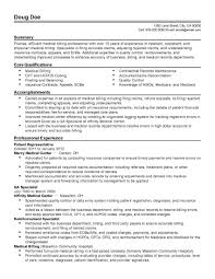 Ideas Collection Documentation Clerk Resume Sample Charming