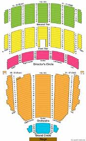 Benedum Center Tickets And Benedum Center Seating Chart