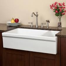 made of fireclay this is reliably durable and smooth to the touch the white color of the gallo brightens your space and matches any faucet finish