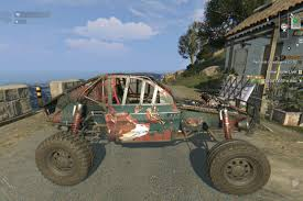 Dying Light The Following Paint Jobs Dying Light The Following Buggy Paint Jobs Pics And