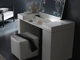 Full Size of Bathroom Vanitieselegant White Vanity Makeup Table And Stool  Set With Folding