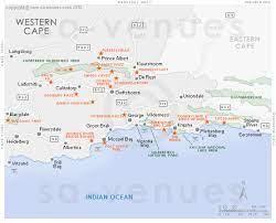 garden route maps