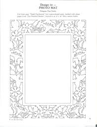 printable frame templates template printable frame template