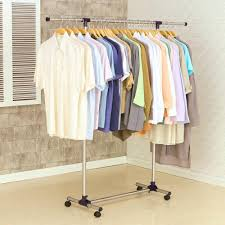 Apparel Display Stands Exhibition Stands Garment Trolley Manufacturer from Mumbai 22
