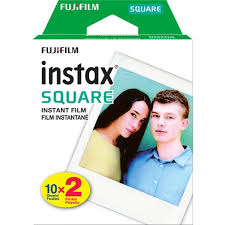 <b>Fujifilm Instax Square</b> Twin Pack Film : Target
