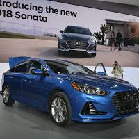 2018 hyundai sonata facelift.  facelift photo gallery throughout 2018 hyundai sonata facelift