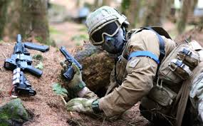 Image result for airsoft games