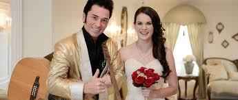 Las Vegas Elvis Wedding Vow Renewal Chapel Of The Flowers