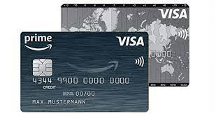 amazon visa cards in the test you