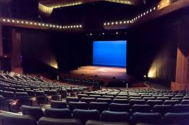 James K Polk Theater Seat Map Tpac