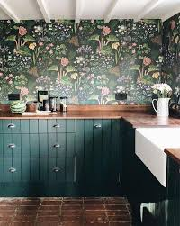 Kitchen Wallpaper Ideas That You Will ...