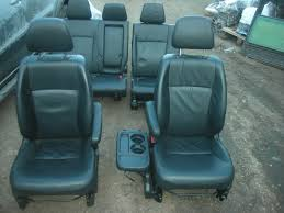 honda crv cr v leather seats interior set 2003 2007