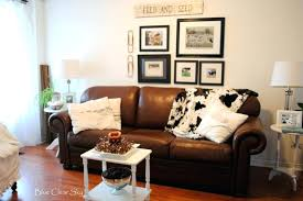living room colors with brown couch. Brown And White Living Room Paint Colors For With Couch . E