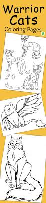 10 best warrior cats coloring pages for your kid
