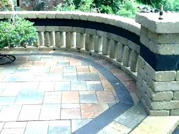 how much does a paver patio cost cost to install patio cost for patio how to how much does a paver patio cost brick