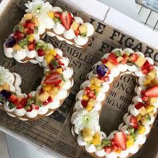 Cream Tart Cake Number 50 Cakes Cupcakes In 2019 Cake Cupcake