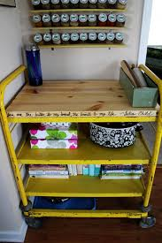 diy industrial butcher block kitchen cart or island via blog confessionsofanewoldhomeowner com