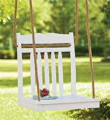 main image for hanging chair tree swing