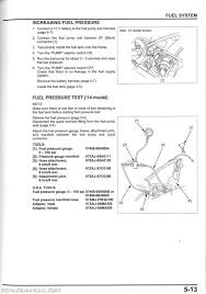 2010 2013 honda crf250r motorcycle service manual repair manuals honda crf250r service manual page 3