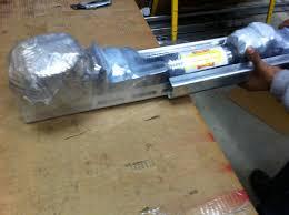 garage door track kitHigh Lift Garage Door Conversion  We Track With Garage Owners Who