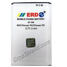 Gionee Pioneer P3 battery by erd