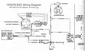 before black knock knock here is the 78 79 wiring diagram for the esc 1980 is similar but the exact wiring is a little different